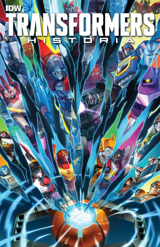Transformers - Historia (2019)