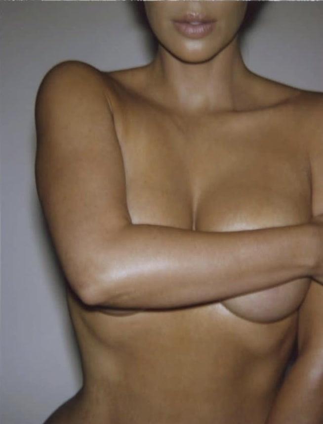 Kim k nude pics-3534