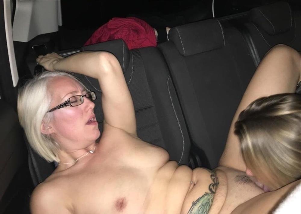 Sexy lesbian cunnilingus-9437