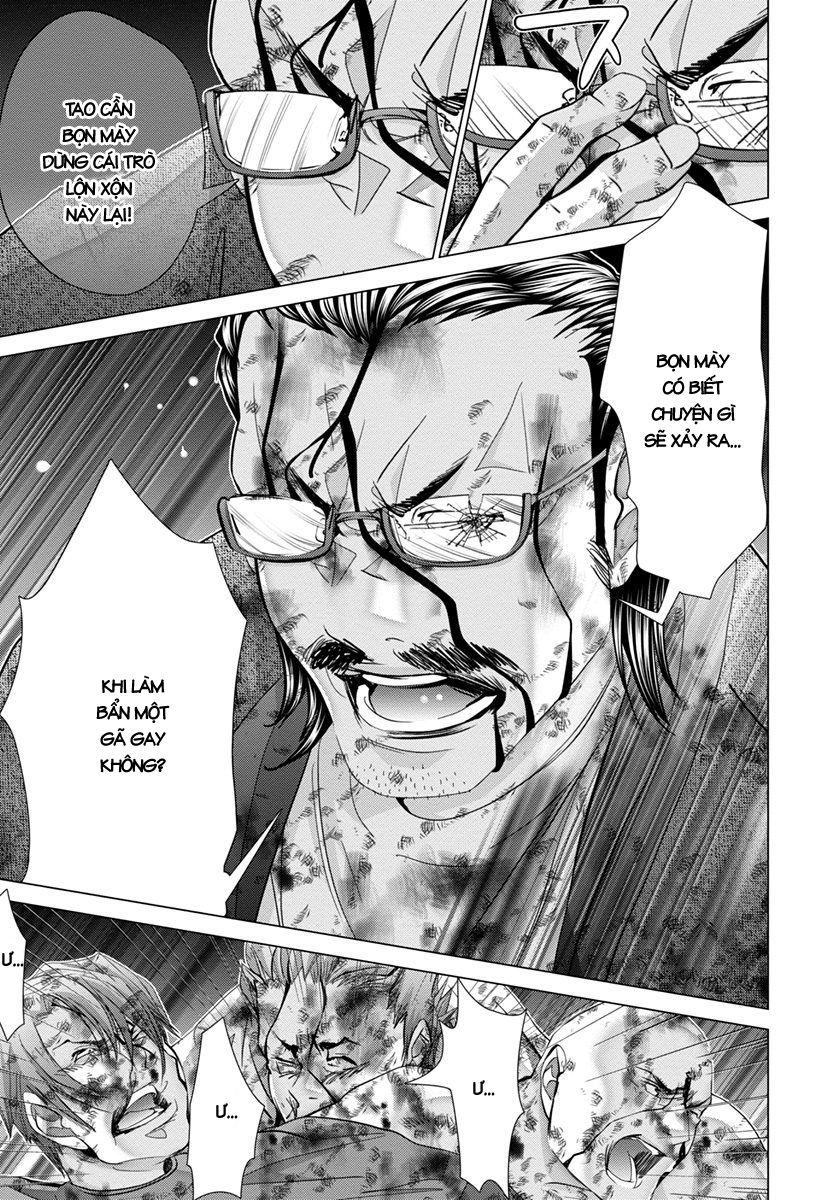 Trái Tim Và Thân Xác - Blush-DC Himitsu Chapter 47 - Trang 15