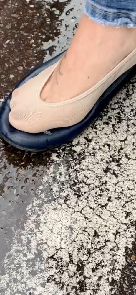 Sexy her feet-6443