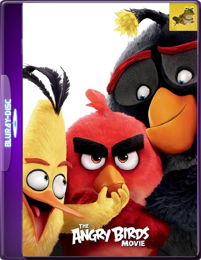 Angry Birds: La Película (2016) Brrip 1080p (60 FPS) Latino