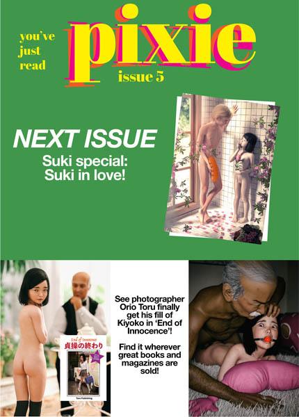 [Magisegret] Pixie Issue Vol.5
