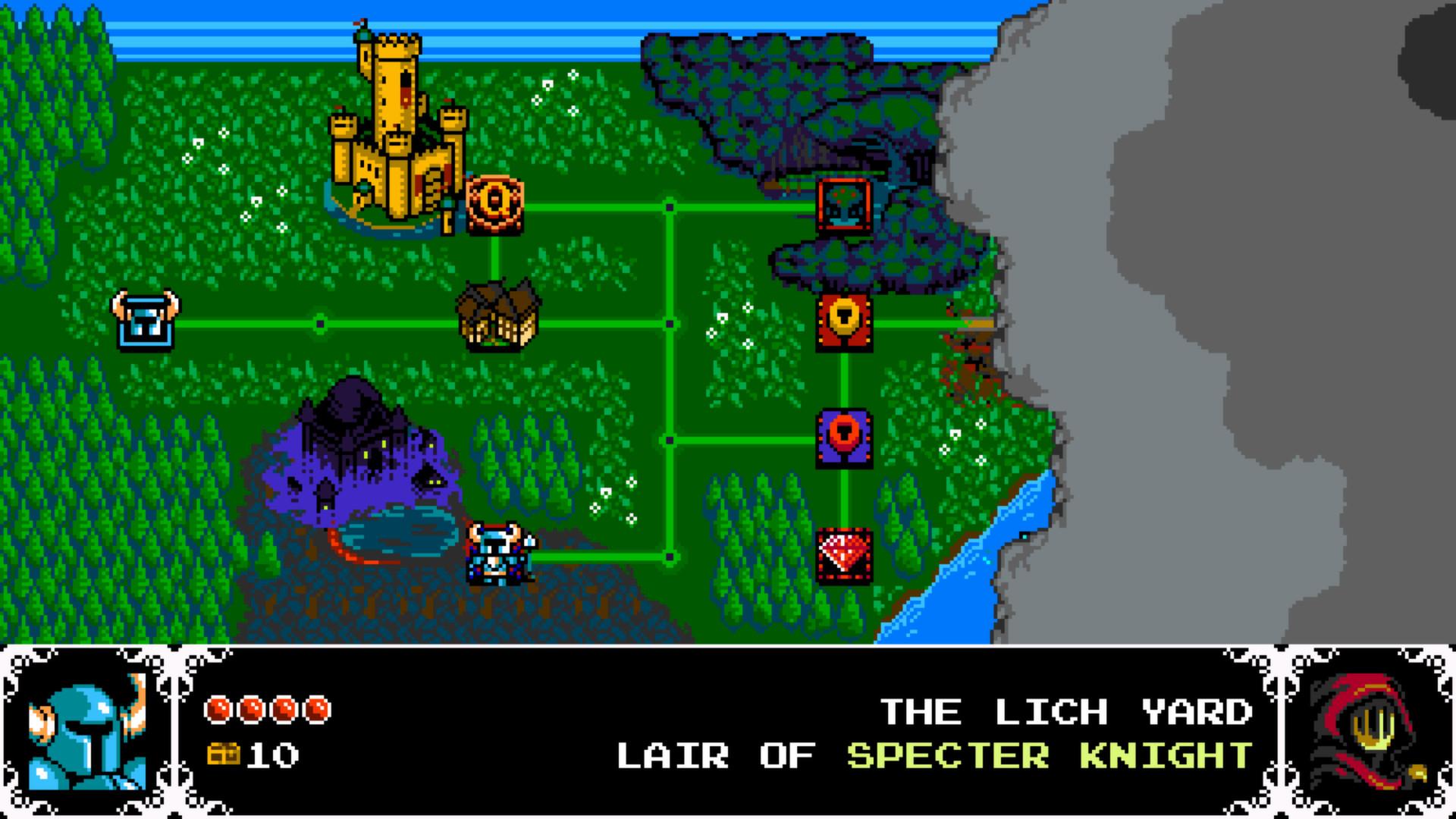 Shovel Knight: Treasure Trove Captura 2