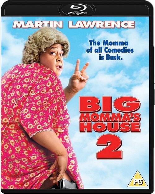 Agent XXL 2 / Big Momma's House 2 (2006) MULTi.720p.BluRay.x264.DTS.AC3-DENDA / LEKTOR i NAPISY PL