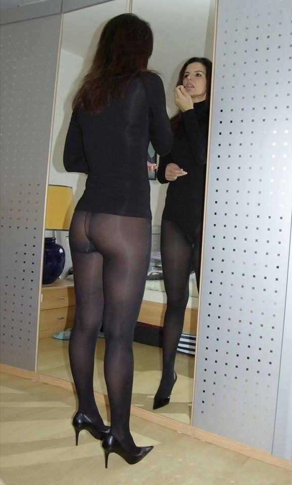 Lesbian pantyhose pictures-5640