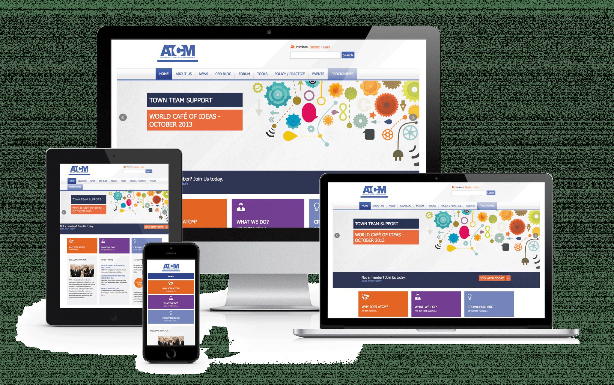 Responsive Web Site Tasarımı