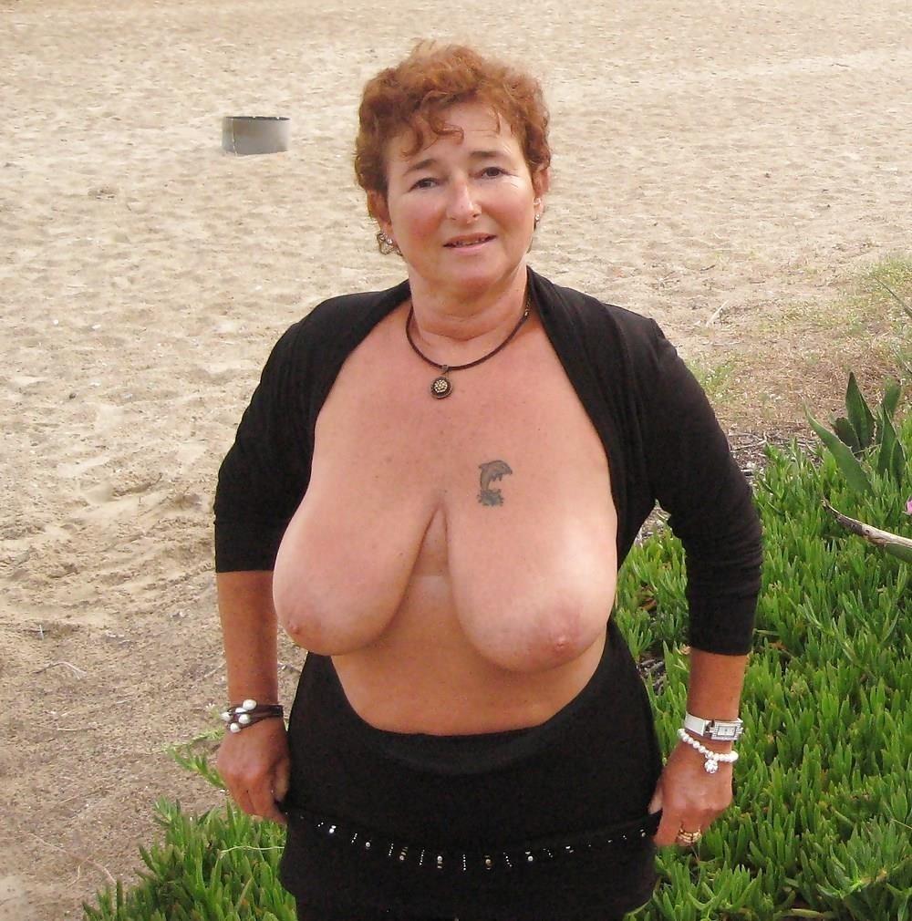 Granny big tit pics-4648