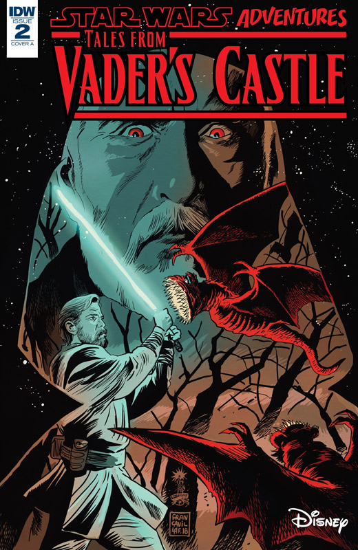 Star Wars Adventures - Tales From Vader's Castle #1-5 (2018) Complete