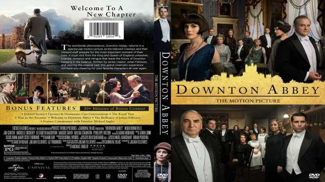 Downton Abbey (2019) BRRip Full 1080p Audio Trial Latino-Castellano-Ingles