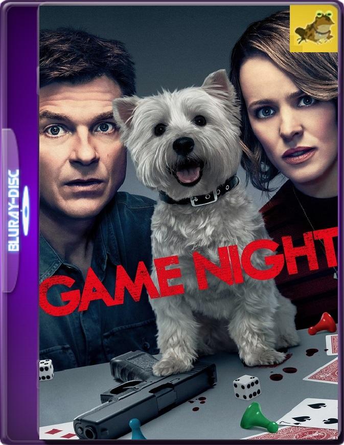 Noche De Juegos (2018) Brrip 1080p (60 FPS) Latino / Inglés