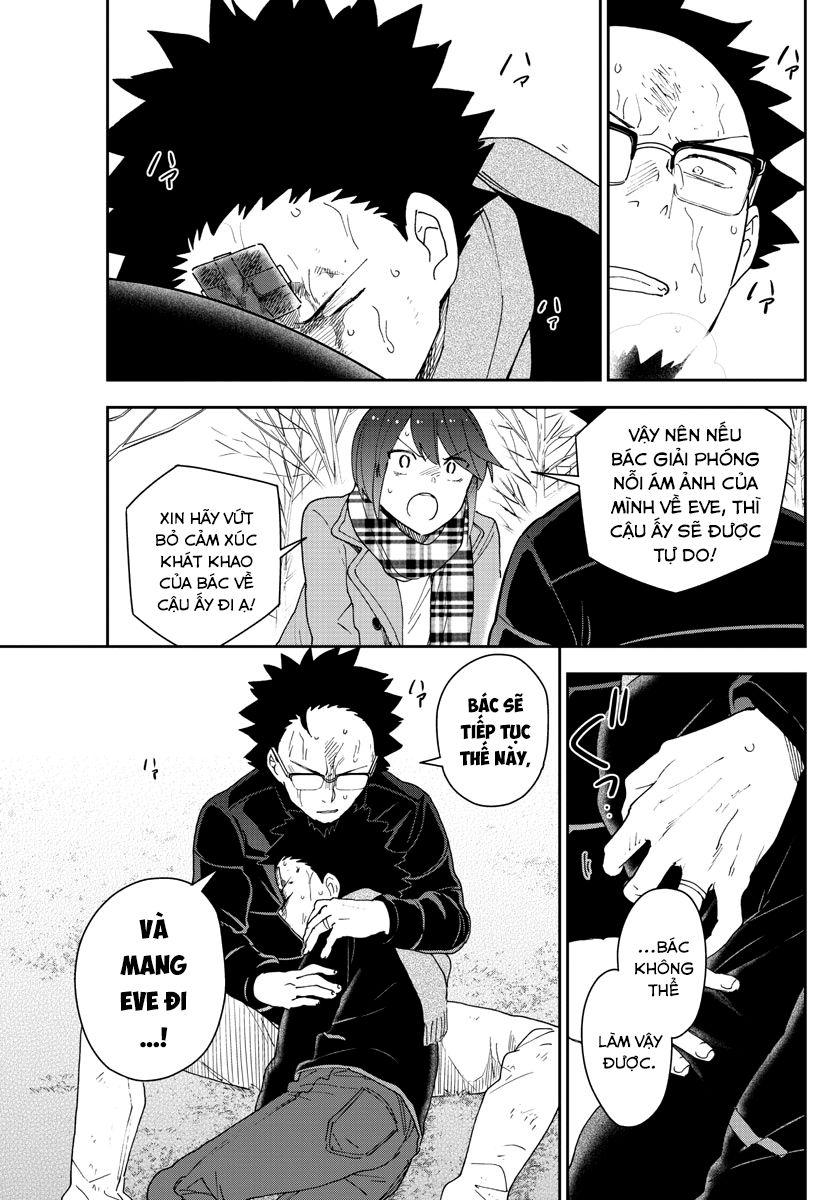 Hatsukoi Zombie Chapter 151 - Trang 19