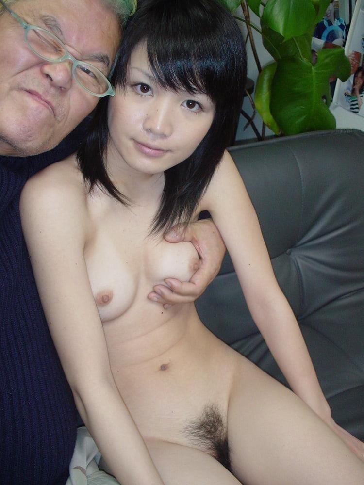 Naked asian girls outdoors-4823