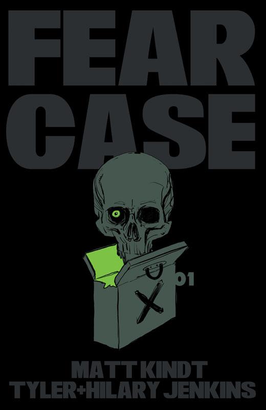 Fear Case #1-2 (2021)