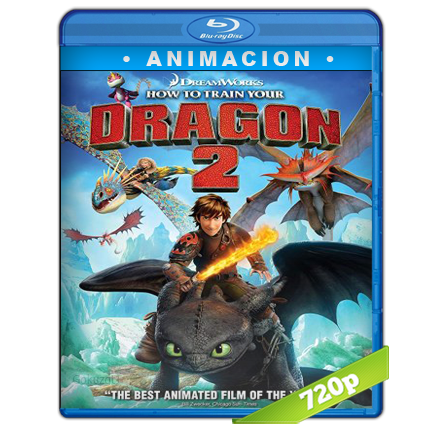 descargar Como Entrenar A Tu Dragon 2 720p Lat-Cast-Ing[Animacion](2014) gratis