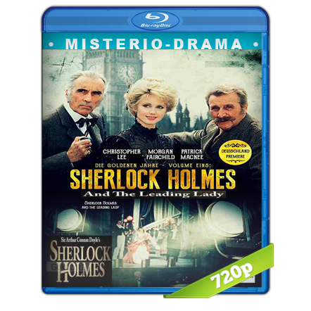 mDfYkatx o - Sherlock Holmes Misterio En La Opera 720p Lat-Ing 2.0 (1991)