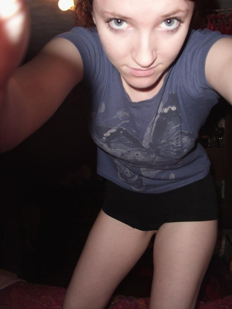 Teen selfie nude pic-3718