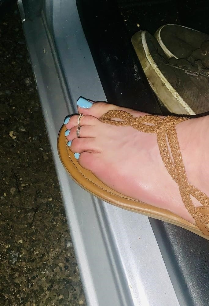 Polish feet slave-4147