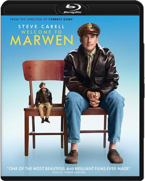 Witajcie w Marwen / Welcome to Marwen (2018) MULTi.720p.BluRay.x264.AC3-DENDA / LEKTOR i NAPISY PL