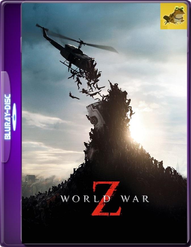Guerra Mundial Z (2013) Brrip 1080p (60 FPS) Latino / Inglés