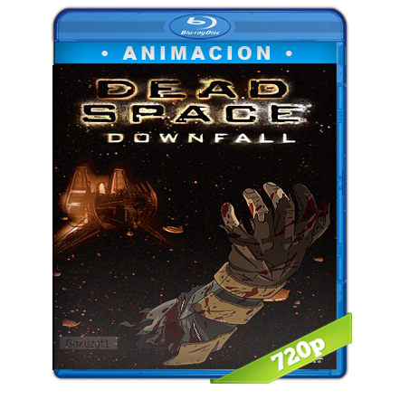 Dead Space Perdicion (2008) BRRip 720p Audio Trial Latino-Castellano-Ingles 5.1