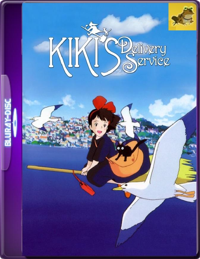 Kiki: Entregas A Domicilio (1989) Brrip 1080p (60 FPS) Latino / Japonés