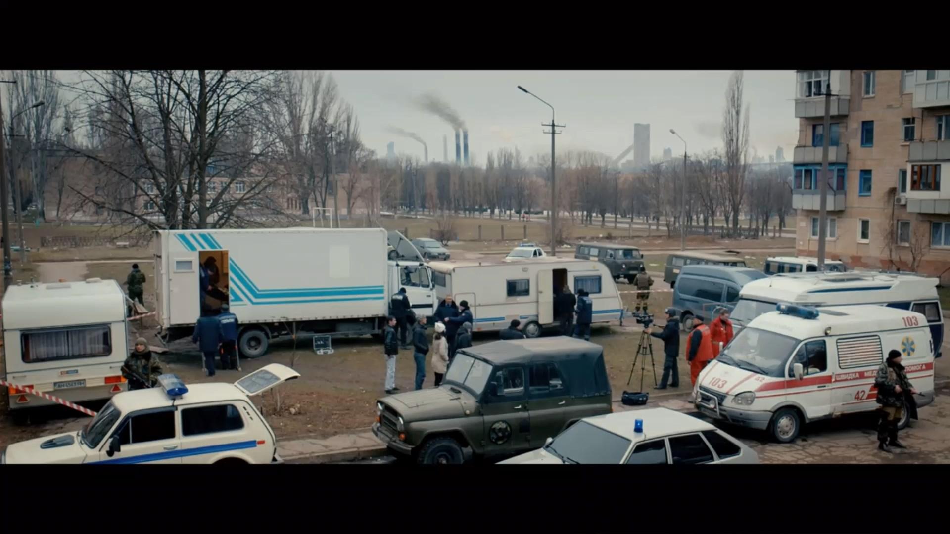 Donbass 2018 Türkçe Dublaj Film İndir