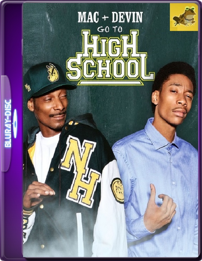 Mac & Devin Go To High School (2012) Brrip 1080p (60 FPS) Latino / Inglés