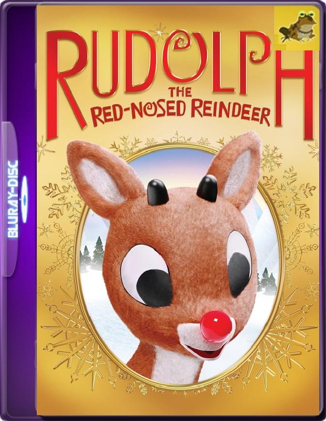 Rudolph: El Reno De La Nariz Roja (1964) Brrip 1080p (60 FPS) Latino