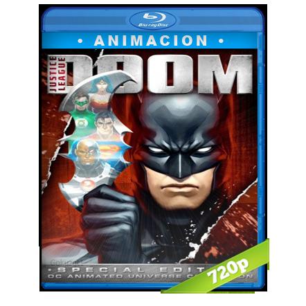 La Liga De La Justicia Perdicion 720p Lat-Ing[Animacion](2012)
