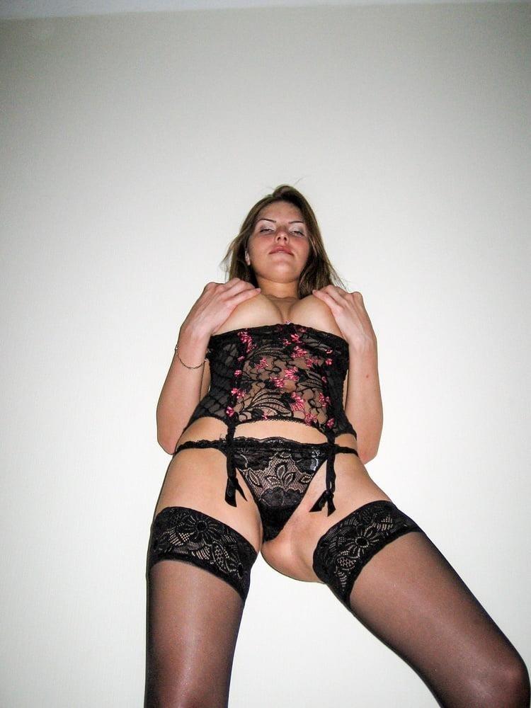 Big boobs stocking pics-3215