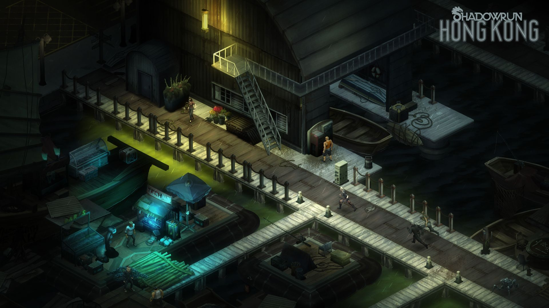 Shadowrun: Hong Kong – Extended Edition Captura 1