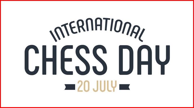 Ziua Mondială a Șahului – 20 iulie