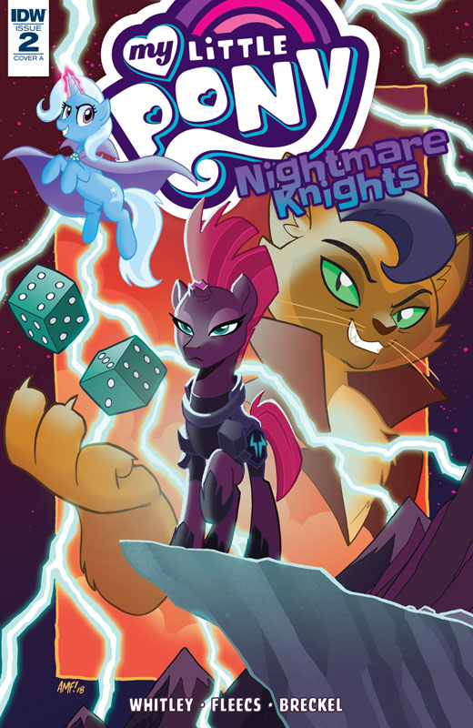 My Little Pony - Nightmare Knights #1-5 (2018-2019) Complete