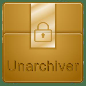The Unarchiver   Unzip RAR ZIP 3.2.6 MAS macOS