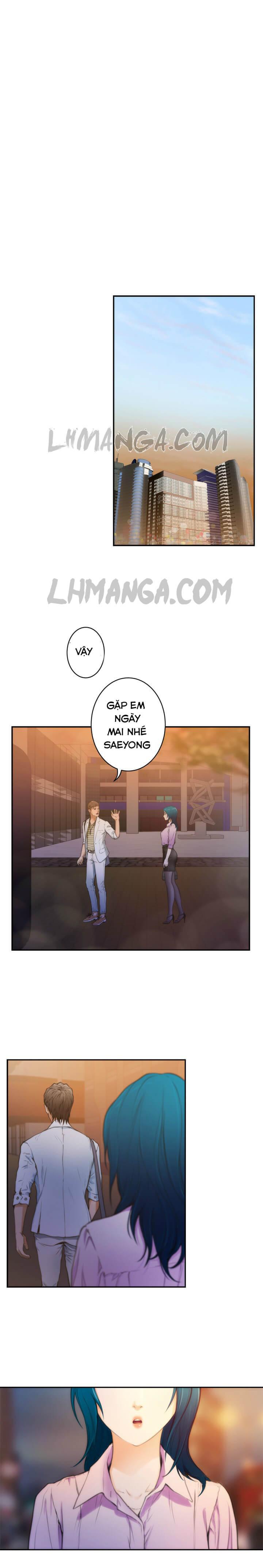 H-Mate Chapter 9 - Trang 11