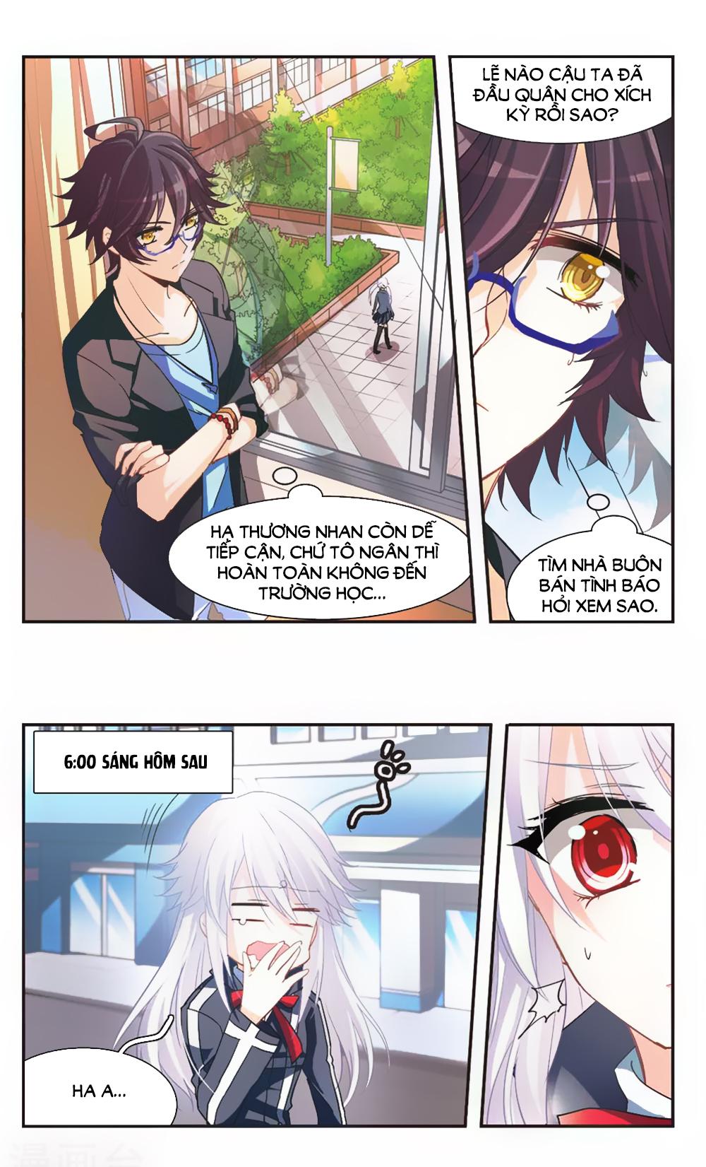 Ám Chi Lạc Ấn chap 71 - Trang 11