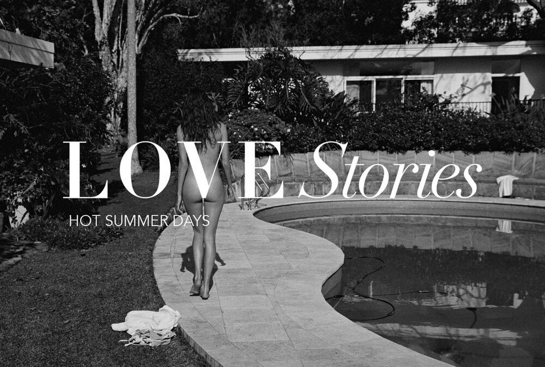 Софья Рейнал в купальниках и нижнем белье Love Stories Intimates, лето 2020 / фото 32