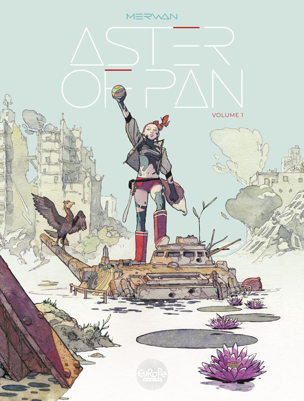 Aster of Pan 01 (Europe Comics 2019)