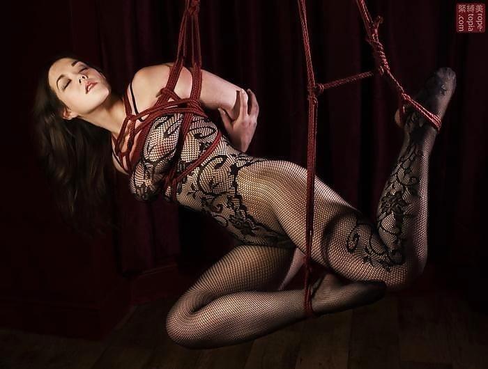 Japanese bondage rope-2407