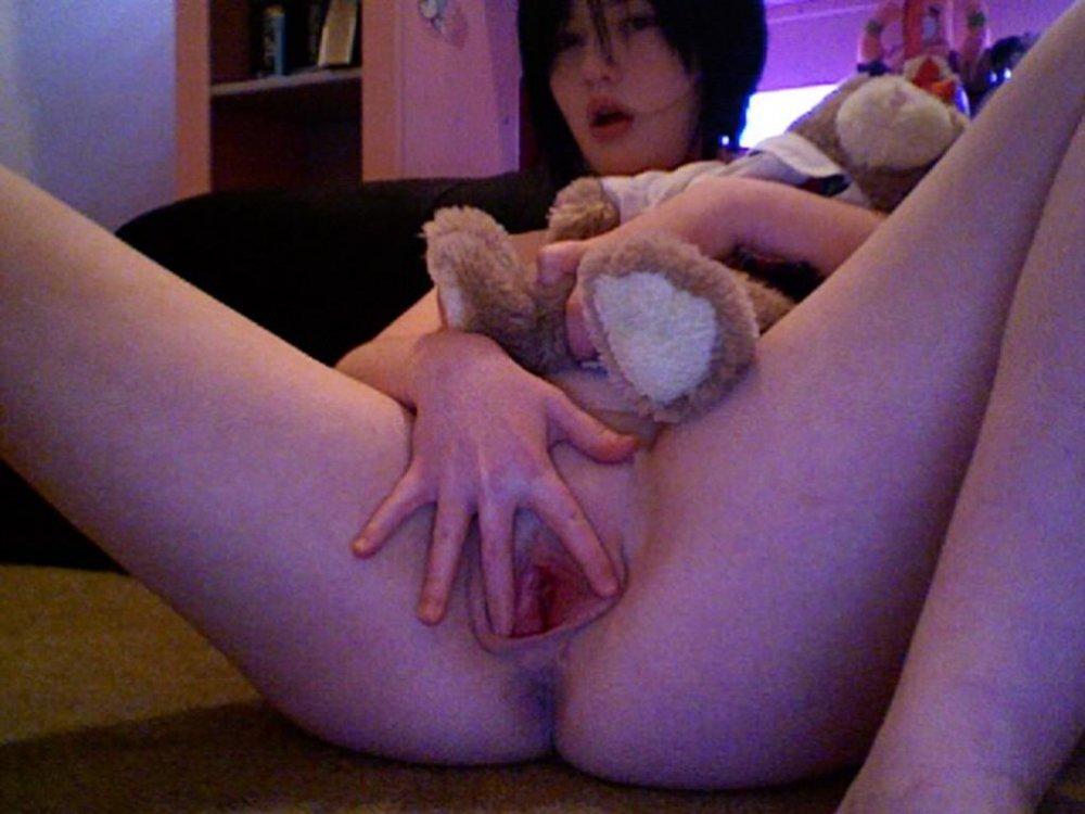 Emo ninfetinha pack de nudes