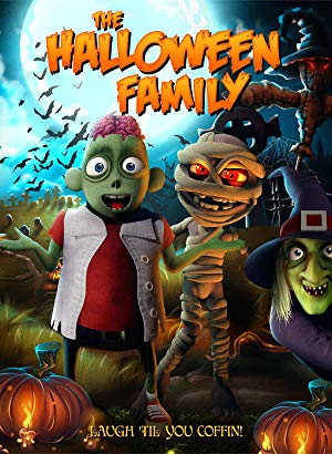 The Halloween Family 2019 720p WEB-DL X264 AC3-EVO