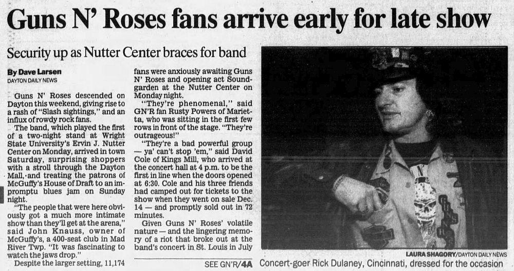 1992.01.13 - Erwin-Nutter Center, Dayton, USA NcW2gjDl_o