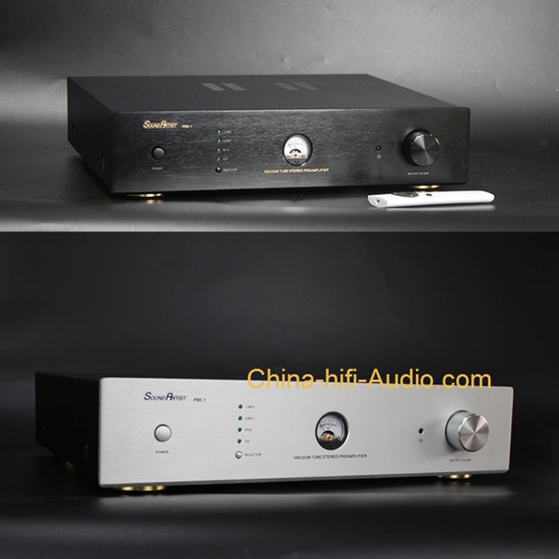 China-hifi-Audio Presents Various SoundArtist Audiophile Tube Pre-Amplifiers To Produce Disco and Theater like Sounds