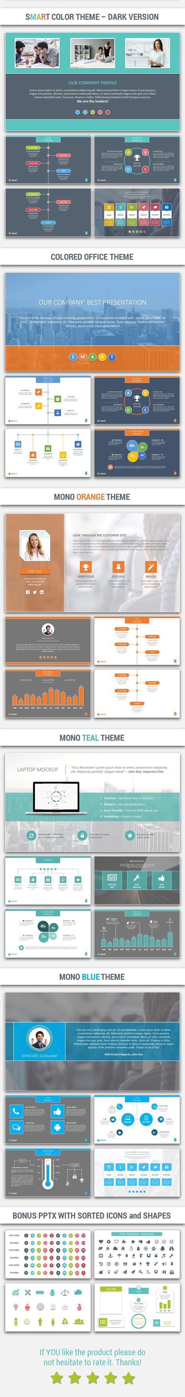 MULTIONE-100 – Multipurpose PowerPoint Template - 2