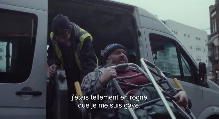 Give Me Liberty 2019 HC HDRip XviD AC3-EVO
