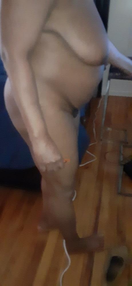 Ebony caught porn-9993