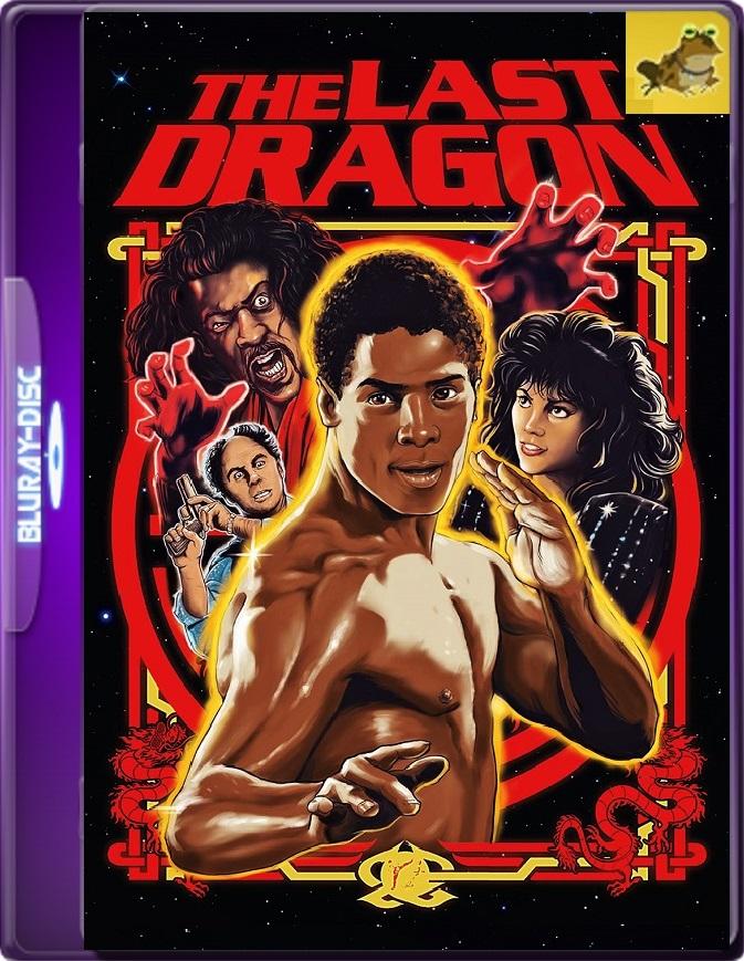 El Último Dragón (1985) Brrip 1080p (60 FPS) Latino / Inglés