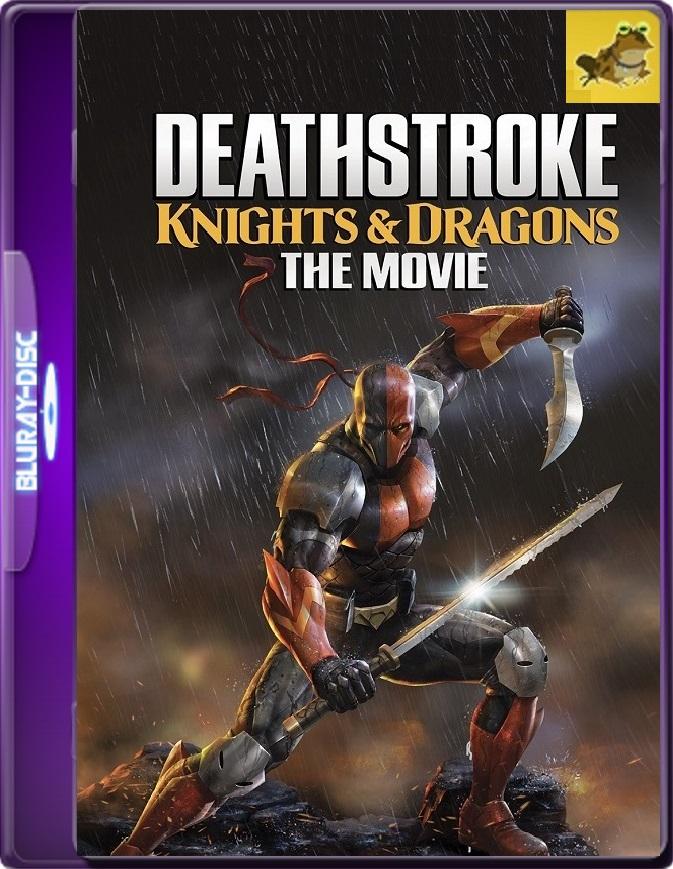 Deathstroke, Caballeros Y Dragones: La Película (2020) WEB-DL 1080p (60 FPS) Latino / Inglés