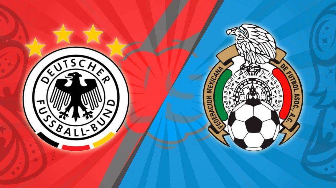 Descargar partido Alemania vs México mundial 2018